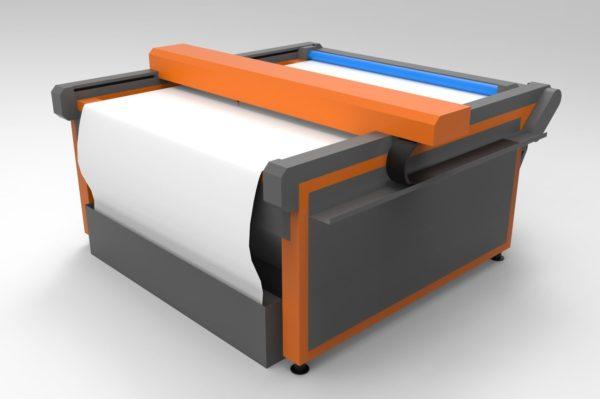 Ploter laserowy CNC Wieczorek