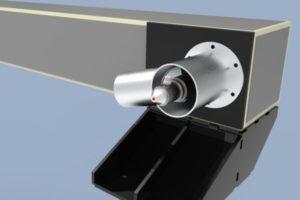 Głowica laserowa CO2 80W