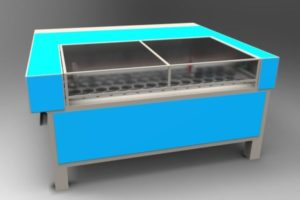 Ploter laserowy CNC 1612