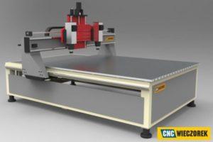 Ploter frezujący CNC 1215 2W