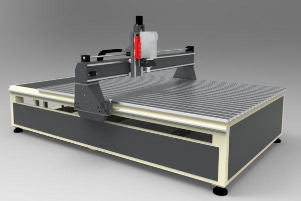 ploter frezujący CNC typ 1520