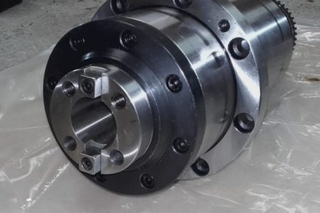 Spindle BT40 front photo