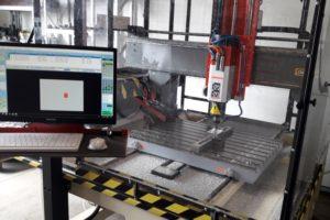 Frezarka CNC typ 1007 ISO30
